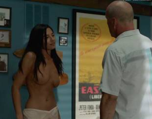 jessica gomes topless in once upon a time in venice 8736 10