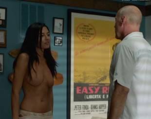 jessica gomes topless in once upon a time in venice 8736 12