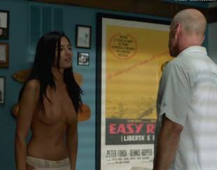jessica gomes topless in once upon a time in venice 8736 13