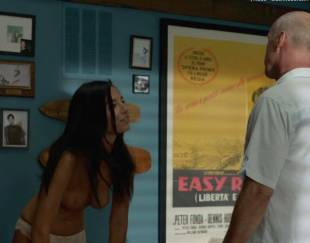 jessica gomes topless in once upon a time in venice 8736 14