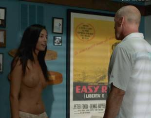 jessica gomes topless in once upon a time in venice 8736 19