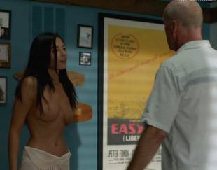 jessica gomes topless in once upon a time in venice 8736 9