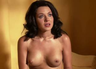 jessica marais topless breasts get a tan on magic city 1777 14
