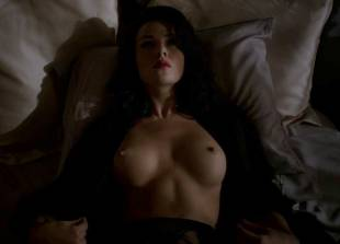 jessica marais topless to touch herself on magic city 2598 12