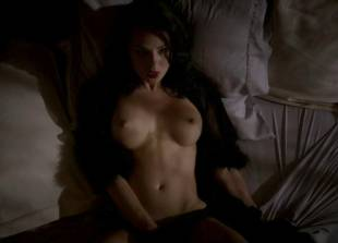 jessica marais topless to touch herself on magic city 2598 25