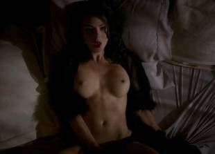 jessica marais topless to touch herself on magic city 2598 26