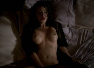 jessica marais topless to touch herself on magic city 2598 27