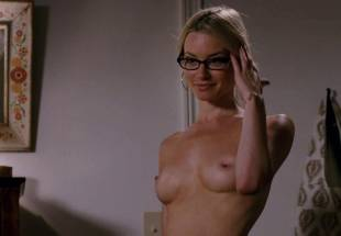 jessica morris topless in bedroom from role models 0406 14