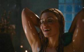jessica pare topless breasts in hot tub time machine 5541 10