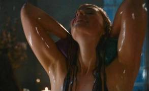 jessica pare topless breasts in hot tub time machine 5541 9