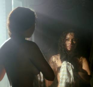 jessica parker kennedy nude and full frontal in black sails 0461 4