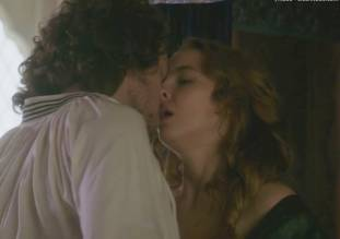 jodie comer topless in the white princess sex scene 2783 2