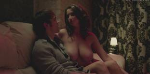 joey fisher topless breasts unleashed in anarchy parlor 6572 43