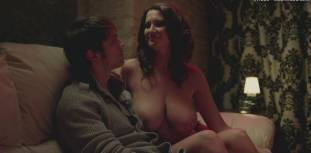 joey fisher topless breasts unleashed in anarchy parlor 6572 44