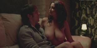 joey fisher topless breasts unleashed in anarchy parlor 6572 45
