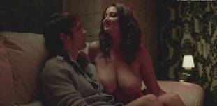 joey fisher topless breasts unleashed in anarchy parlor 6572 47