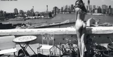 josephine skriver nude for 100 great danes 3491 3