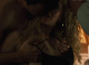 juno temple topless for threesome in vinyl 2608 6