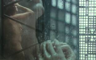 kaitlin riley nude shower in scavengers 7767 12