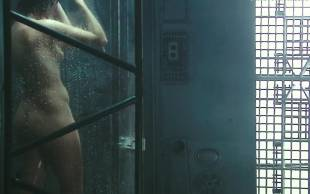 kaitlin riley nude shower in scavengers 7767 6