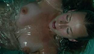 karine vanasse topless for a shower and soak in switch 2219 13