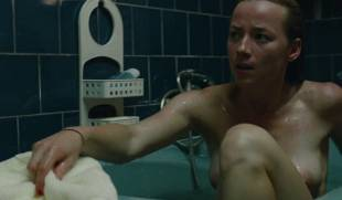 karine vanasse topless for a shower and soak in switch 2219 18