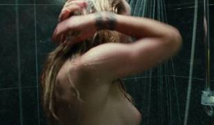 karine vanasse topless for a shower and soak in switch 2219 2