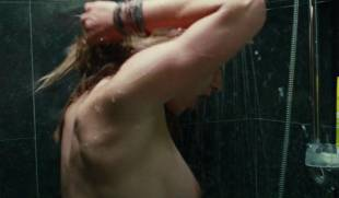 karine vanasse topless for a shower and soak in switch 2219 3