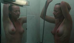 karine vanasse topless for a shower and soak in switch 2219 9