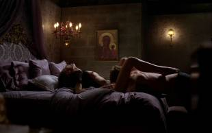 karolina wydra nude to moan in pleasure on true blood 2703 8