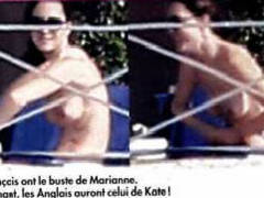 kate middleton topless on holiday for a royal scandal 9001 11