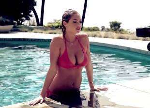 kate upton nipples stand proudly in see through wet top 5602 3
