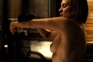 katee sackhoff topless to clean up on riddick 9824 1