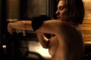 katee sackhoff topless to clean up on riddick 9824 2