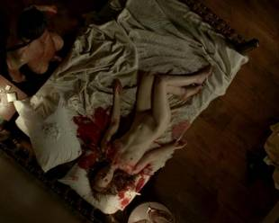 kathryn barnhardt nude for her demise on boardwalk empire 6825 20