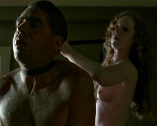 kathryn barnhardt nude for her demise on boardwalk empire 6825 3