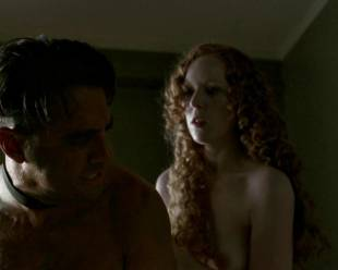 kathryn barnhardt nude for her demise on boardwalk empire 6825 4