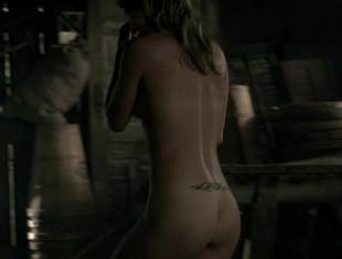 kay story nude out of bed for a smoke on banshee 2432 15
