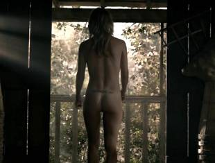 kay story nude out of bed for a smoke on banshee 2432 19