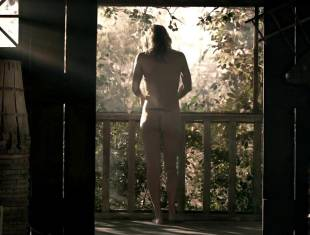 kay story nude out of bed for a smoke on banshee 2432 21