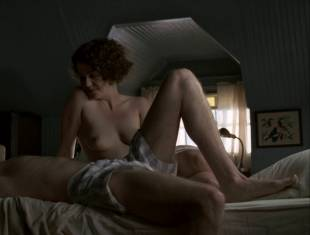 kayla ferguson topless in bed on boardwalk empire 9738 19