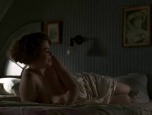 kayla ferguson topless in bed on boardwalk empire 9738 21