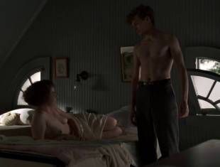 kayla ferguson topless in bed on boardwalk empire 9738 23
