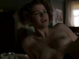 kayla ferguson topless in bed on boardwalk empire 9738 27