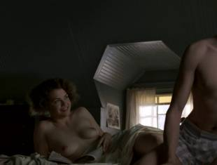 kayla ferguson topless in bed on boardwalk empire 9738 6