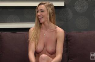 kendra sunderland nude full frontal for naked news audition 3642 34