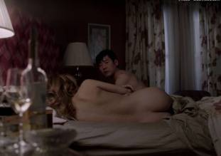keri russell nude ass in bed in the americans 3955 9