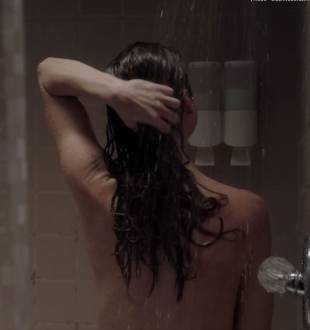 keri russell nude ass in shower in the americans 4036 15