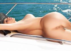 khloe terae nude full frontal for cybergirl of year 3589 10