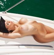 khloe terae nude full frontal for cybergirl of year 3589 9